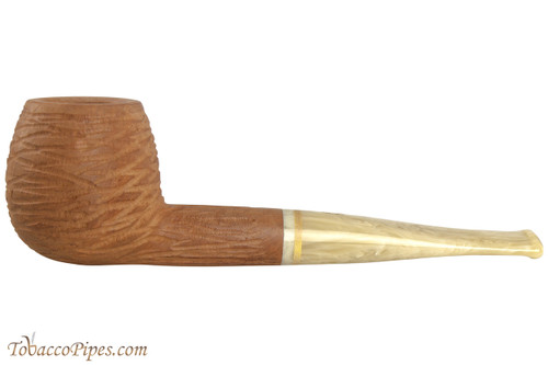 Savinelli Cashmere 207 Rustic Tobacco Pipe - Apple