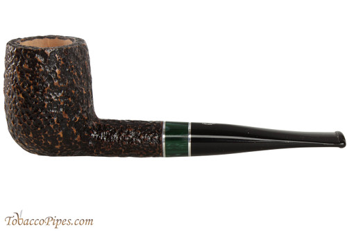 Savinelli Impero 111 KS Rustic Tobacco Pipe - Billiard