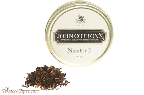 John Cotton's Number 3 Pipe Tobacco