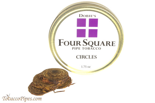 Dobie's Four Square Circles Pipe Tobacco