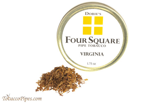 Dobie's Four Square Virginia Pipe Tobacco
