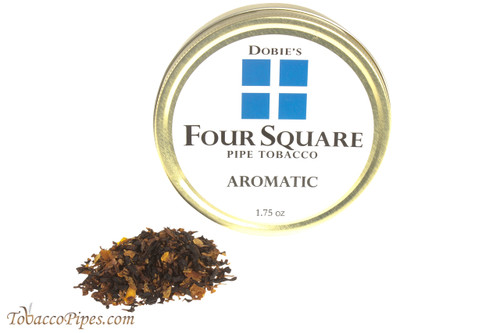 Dobie's Four Square Aromatic Pipe Tobacco