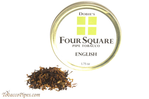 Dobie's Four Square English Pipe Tobacco