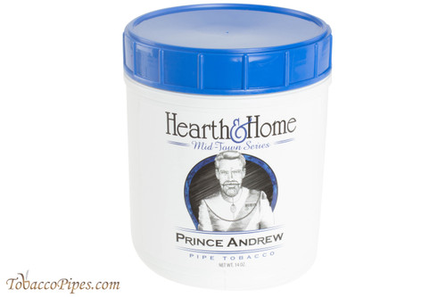 Hearth & Home Mid-Town Prince Andrew Pipe Tobacco