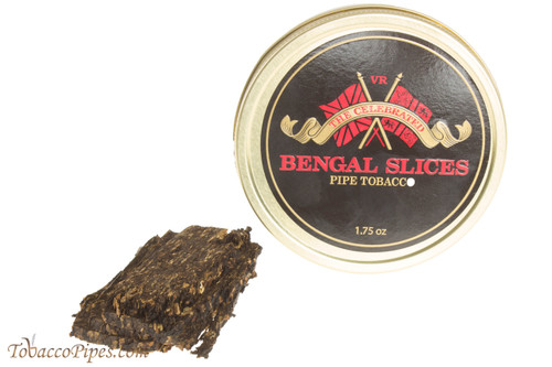 Bengal Slices  Pipe Tobacco Tin - 1.75 oz.