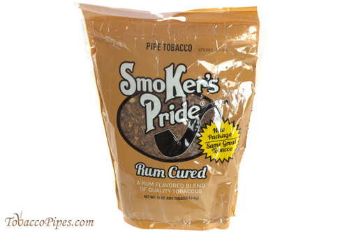 Smoker's Pride Rum Cured Pipe Tobacco
