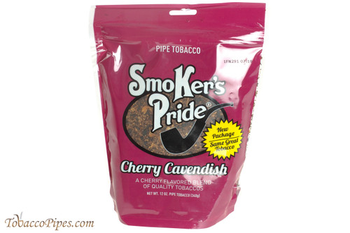 Smoker's Pride Cherry Cavendish Pipe Tobacco