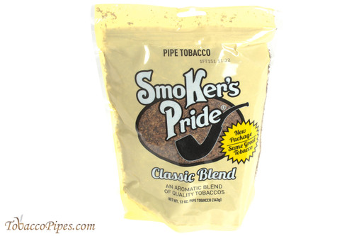 Smoker's Pride Natural Classic Blend Pipe Tobacco