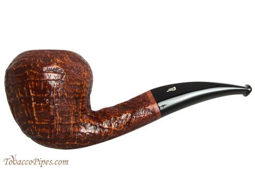 Rinaldo Sahara YYY Bent Tobacco Pipe - RS3Y71