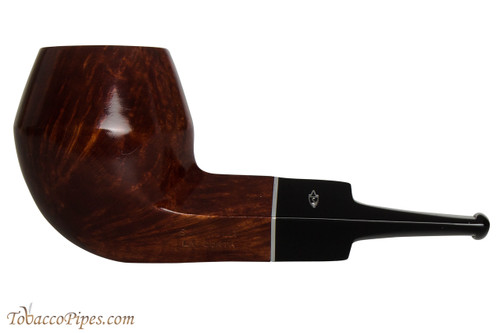 Savinelli La Corta 510 C Smooth Tobacco Pipe - Bulldog