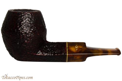 Savinelli La Corta 510 C Rustic Tobacco Pipe - Bulldog