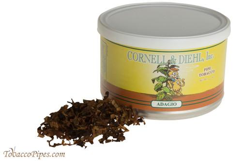 Cornell & Diehl Adagio Pipe Tobacco