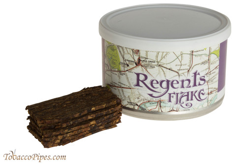 G.L. Pease Regents Flake Pipe Tobacco