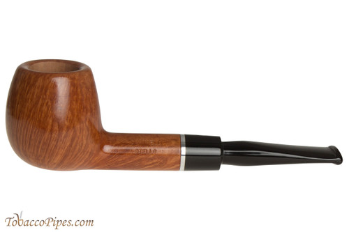 Savinelli Otello 207 Natural Tobacco Pipe - Apple