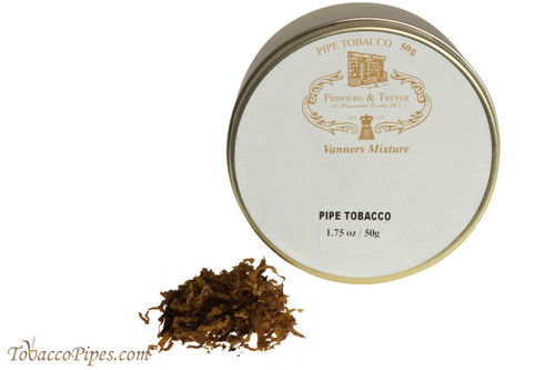 Fribourg & Treyer Vanners Mixture Pipe Tobacco