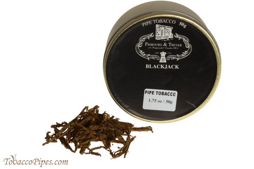 Fribourg & Treyer BlackJack Mixture Pipe Tobacco