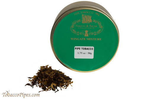 Fribourg & Treyer Wingate Mixture Pipe Tobacco