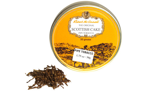 McConnell Scottish Cake Pipe Tobacco