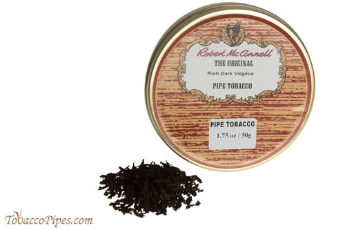 McConnell Rich Dark Virginia Pipe Tobacco