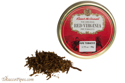 McConnell Red Virginia Pipe Tobacco