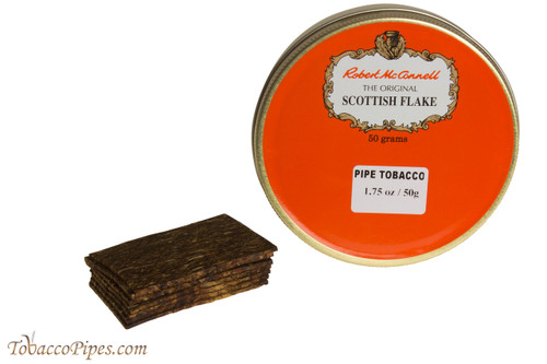 McConnell Scottish Flake Pipe Tobacco