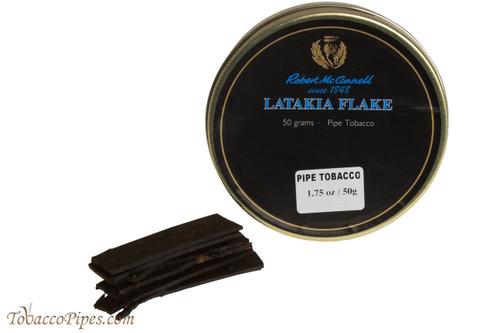 McConnell Latakia Flake Pipe Tobacco