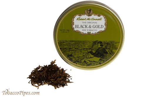 McConnell Black & Gold Pipe Tobacco