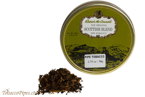 McConnell Scottish Blend Pipe Tobacco