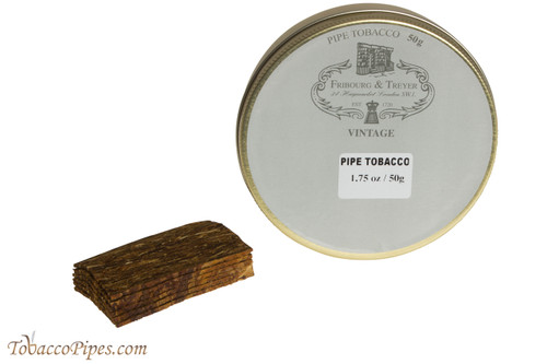 Fribourg & Treyer Vintage Flake Pipe Tobacco