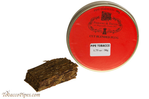 Fribourg & Treyer Cut Blended Plug Pipe Tobacco