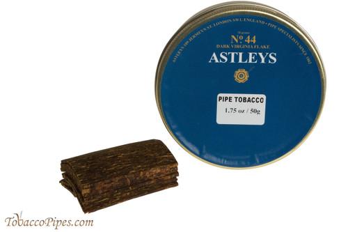 Astleys No. 44 Dark Virginia Flake Pipe Tobacco