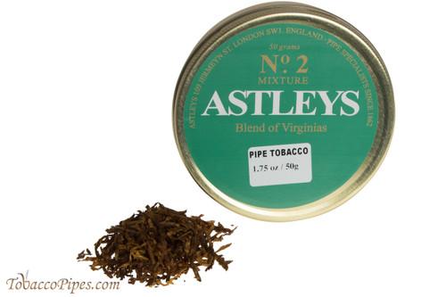 Astleys No. 2 Mixture Pipe Tobacco