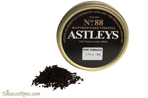 Astleys No. 88 Matured Dark Virginia Pipe Tobacco