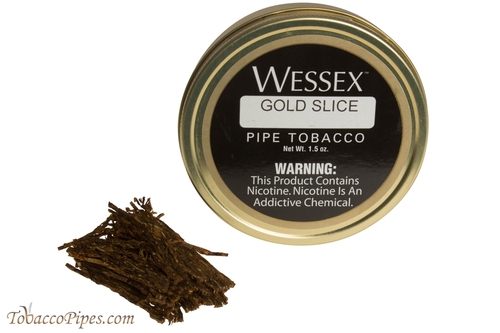 Wessex Gold Slice Pipe Tobacco