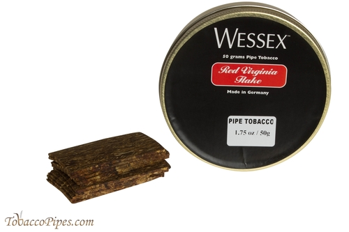 Wessex Red Virginia Flake Pipe Tobacco