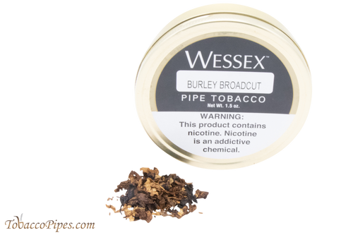 Wessex Burley Broad Cut Pipe Tobacco