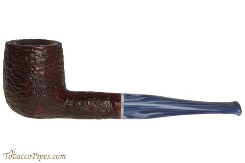 Savinelli Oceano 106 Rustic Tobacco Pipe - Billiard