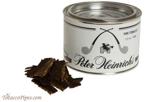 Peter Heinrich Dark Strong Flake Pipe Tobacco
