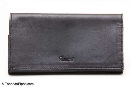 Peterson Roll up Tobacco Pouch Front