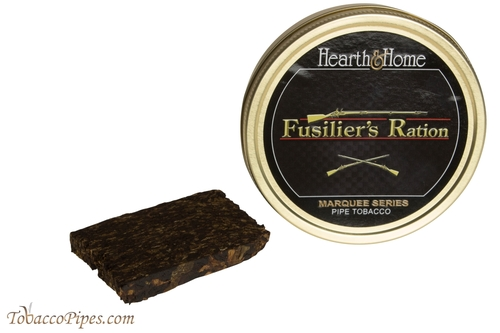 Hearth & Home Marquee Series Fusilier's Ration Pipe Tobacco