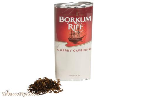 Borkum Riff Cherry Cavendish Pipe Tobacco Pouch