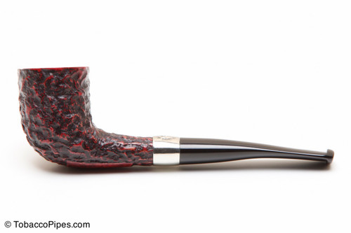 Peterson Donegal Rocky 268 Tobacco Pipe Fishtail Left Side