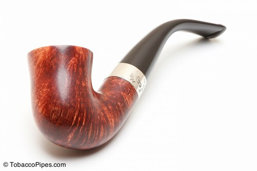 Peterson Aran 05 Tobacco Pipe Fishtail Left Side