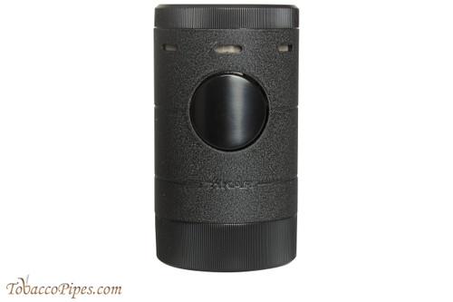 Xikar Volta Quad Tabletop Cigar Lighter - Black