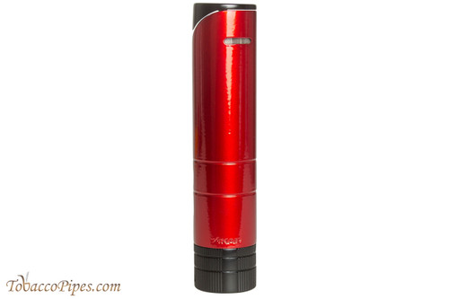 Xikar 5x64 Turrim Double Tabletop Cigar Lighter - Red