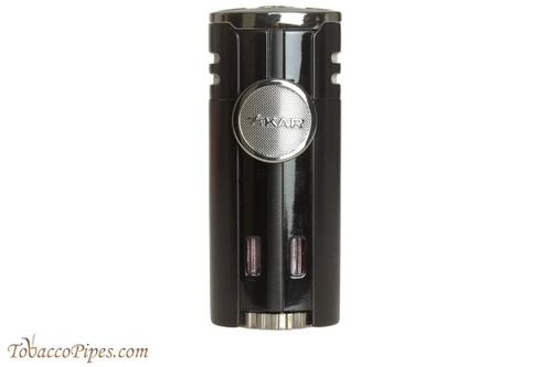 Xikar HP4 Quad Cigar Lighter - Matte Black