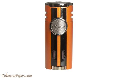 Xikar HP4 Quad Cigar Lighter - Orange