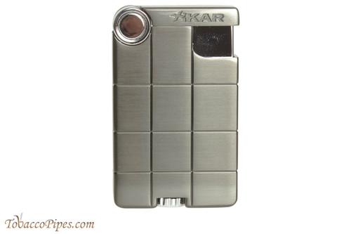 Xikar EX Single Pipe Lighter - Gunmetal