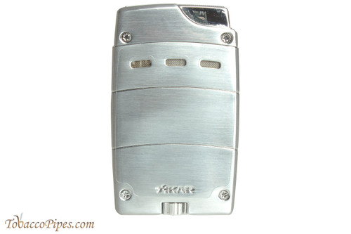 Xikar Ultra Mag Single Cigar Lighter - Silver
