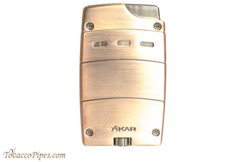 Xikar Ultra Mag Single Cigar Lighter - Bronze